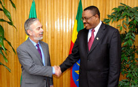 Ethiopia, Brazil keen to enhance existing cooperation