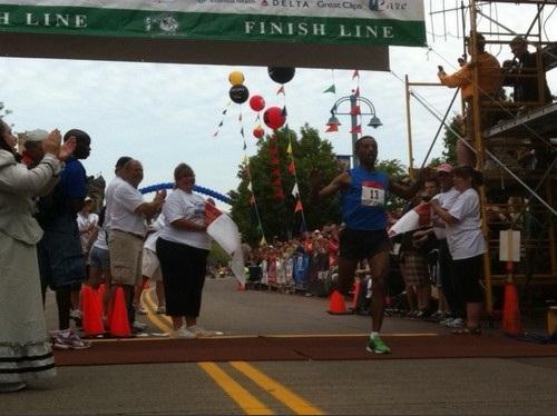 Berhanu Girma wins Grandma's Marathon