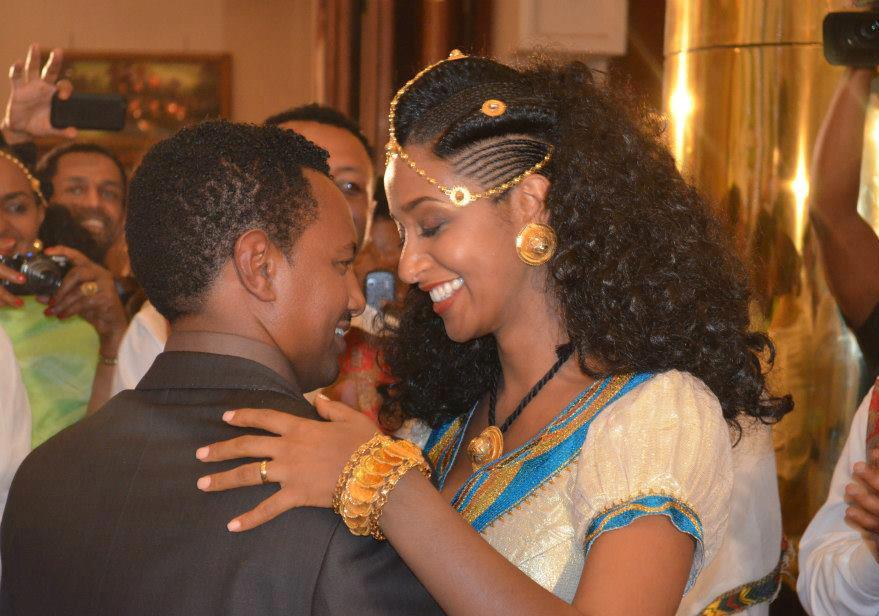 Teddy Afro Surprised His Wife by Writing this Amazing Poem