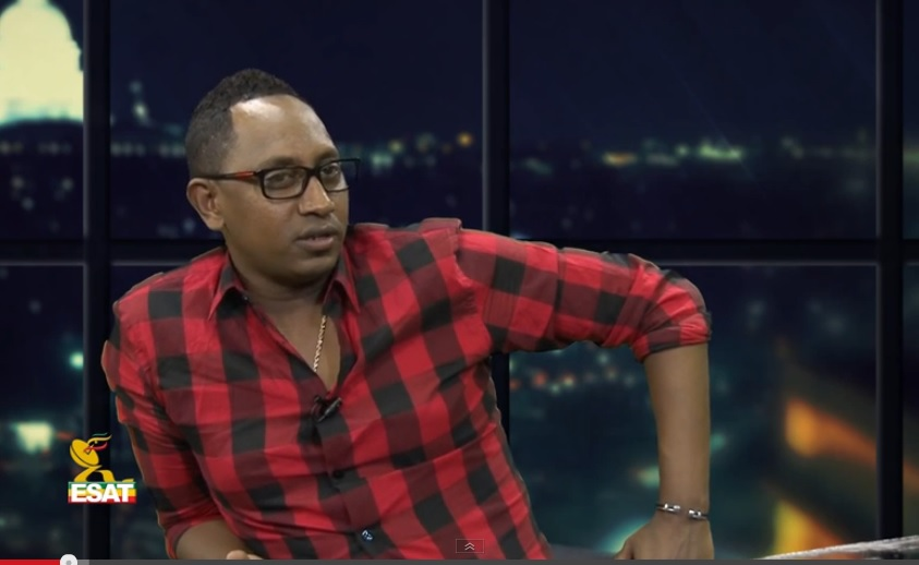 Singer Bezuayehu Demissie Talks about His Personal Life on Tamagn Show