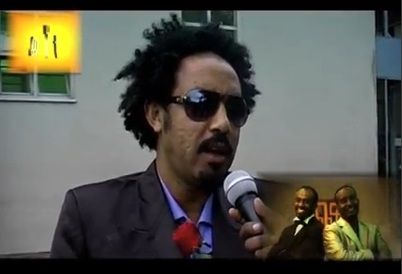 Aramba ena qobo - Very Funny Interview With  Desalegn Hailu Mazengiya