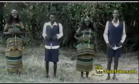 Na Uliche [Ethiopian Traditional Music Video]