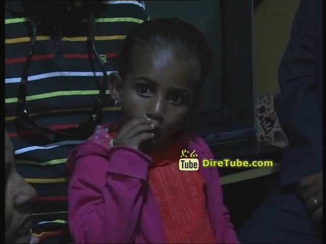 Little Girl Bemnet Kassaye again abused by her grandfather - Seifu Phone Talk