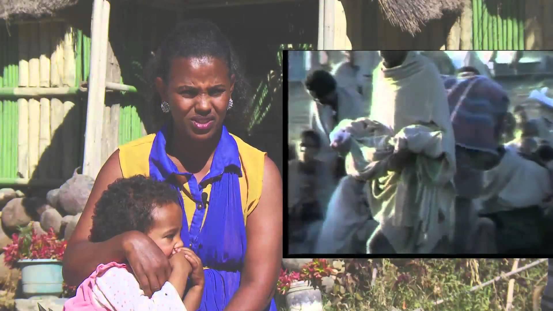 ETHIOPIA: Korem 30 Years Ago - Must Watch