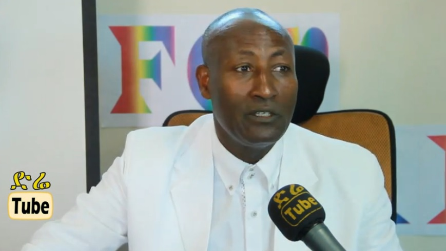 Press Conference on Ethiopian 12th National Laughter Day