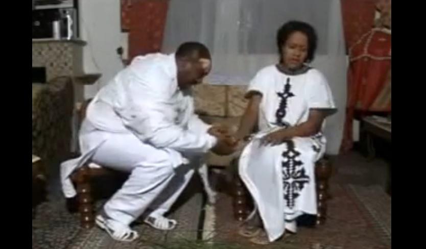 Eshi (እሺ) Shewaferaw Desalegn & Hiwote Abebe