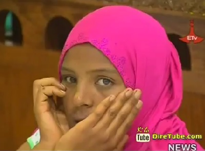 Ethiopian Illegal Migrants to Beirut and Other Arab Countries Return home from Kenya