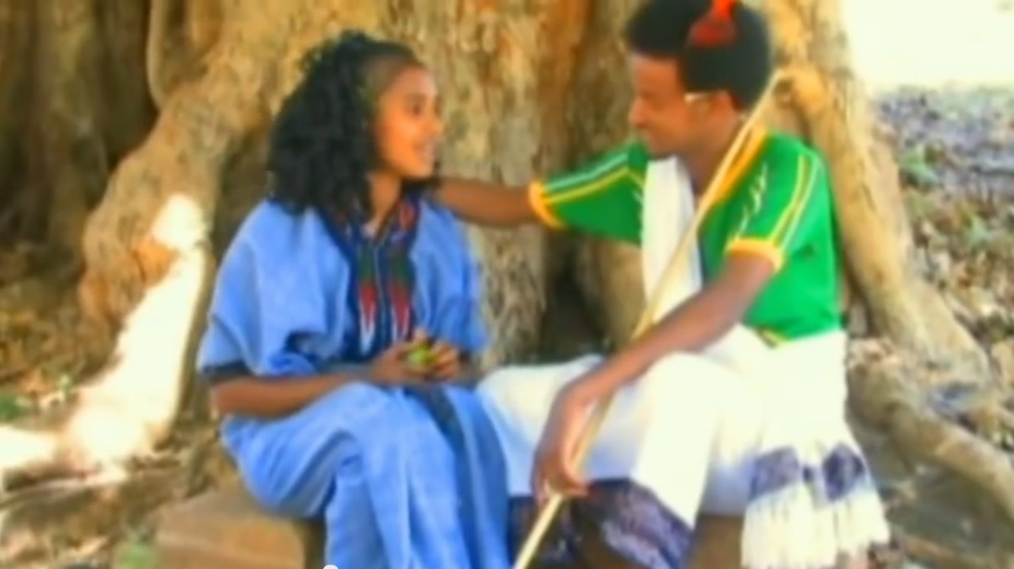 Muhaba - [Ethiopan Music Video 2014]