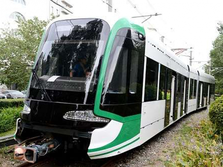 DireTube News - Half of ERC Trains Being Assembled in Addis Ababa