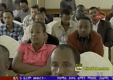 ETV 1PM Full Amharic News - Mar 19, 2012