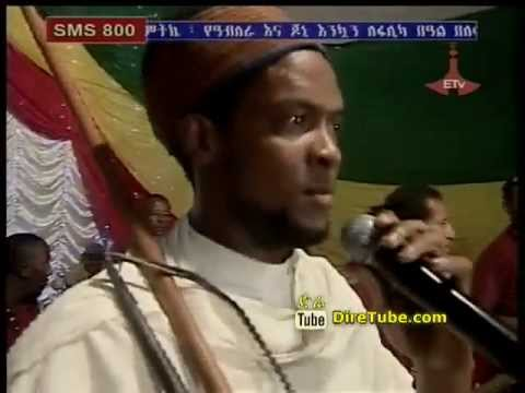 Abbush Zallaqaa - Muude Live @Easter Celebration in Dire Dawa