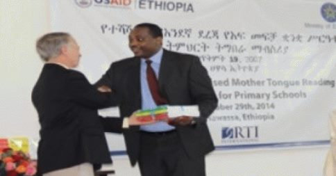 USAID and Ministry of Education Launch a National Mother Tongue