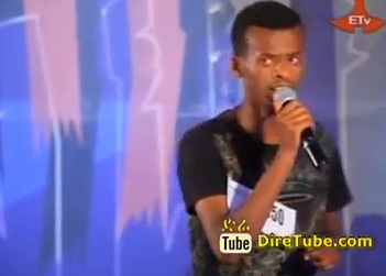 Ermias Mulugeta Vocal Contestant 2nd Round Addis Ababa