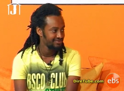 Jossy in Z House - Interview with Comedian Lij Yared - S01E03