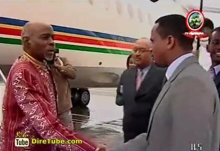 Ethiopia Welcomed World Economic Forum Participants