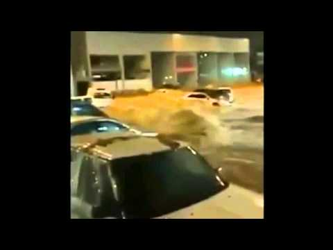 Rare Flash flooding Saudi Arabia The Worst In 30 Years