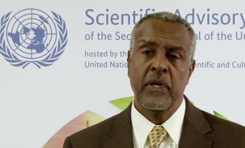 Interview with Prof Dr Gebisa Ejeta, Ethiopia