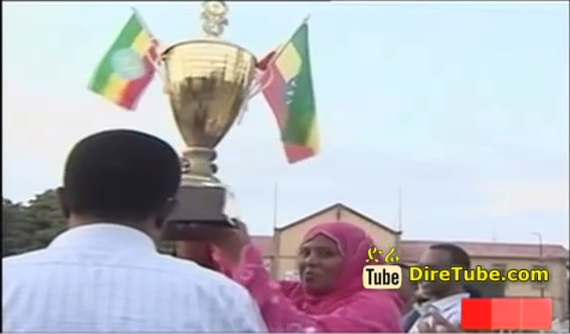 The Latest Amharic News From EBC Nov 22, 2014