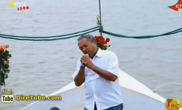 Yonas Nebretu Vocal Contestant From Bahirdar 1st Audition