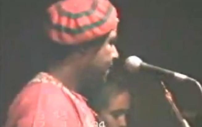 Live Performing Oromo Reggae Music