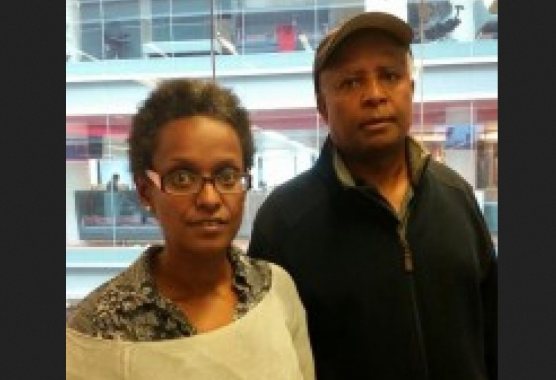 Wife of Ethiopian jailed Political Leader Andargachew Tsige speaks