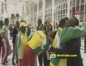 Sport Talk - National Football Team back home after a draw in South Africa