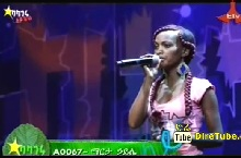 Martha Hailu Vocal Contestant Episode 45