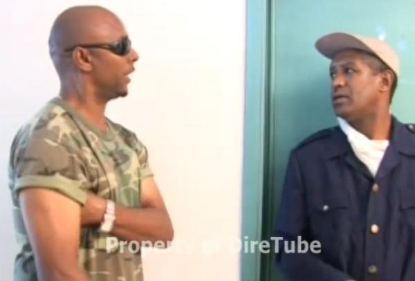Ethiopian Comedy - Dereje Haile