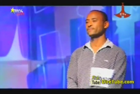 Fasil Bekele Vocal Contestant, Addis Ababa