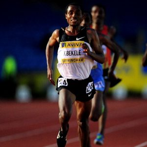 In the 5000m, Ethiopian Kenenisa Bekele will faces Kenyan Athletes