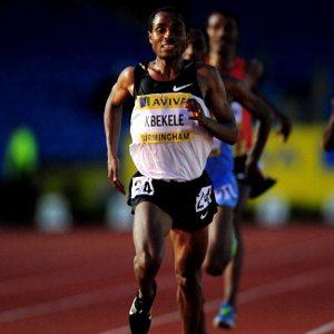 In the 5000m, Ethiopian Kenenisa Bekele will faces Kenyan Athletes