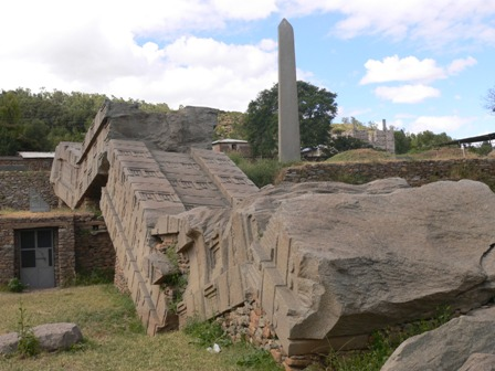 Axsum - Historical Attractions in Ethiopia