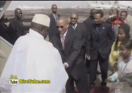 Many Heads of State in Addis for AU Summit