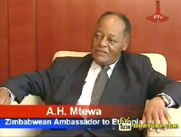 AU 50 Years Journey in Perspective of A.H. Mtewa Zimbabwean Ambassador