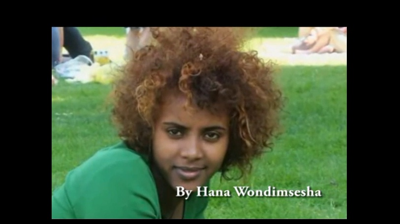 Poet Hana Wondimsesha - New Touching Ethiopian Poem