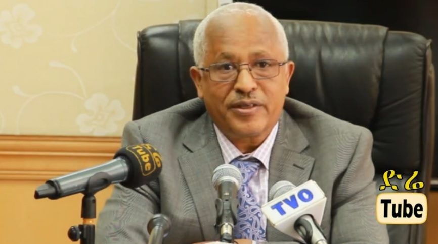 Minister of Water and Energy Alemayehu Tegenu - Nile dam talks