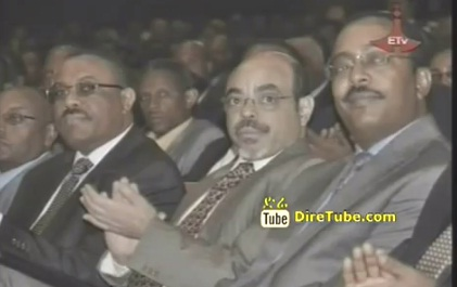 and Other Various Artists Tribute Song for PM Meles Zenawi