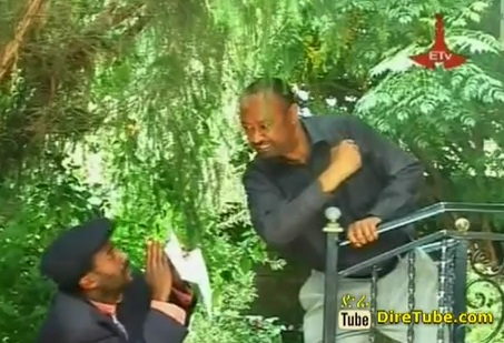 Ethiopian Comedy Series ETV - Episode 16