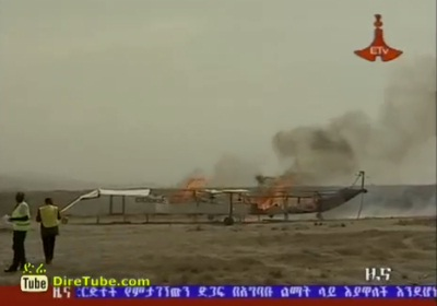 Ethiopian Airport Agency Perform real-time Fire Prevention in Mekele Airport