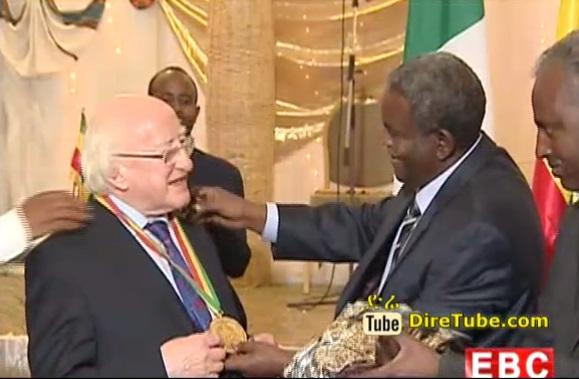 The Latest Amharic Evening News From EBC Nov 8, 2014