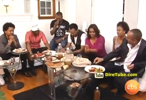 Special Interview with Ethiopian Artistes in Dc - Part 2