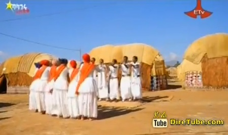 Bulale Traditional Dance Crew from Jijiga