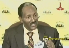 The Latest Full 8PM Amharic News - Oct 31, 2012