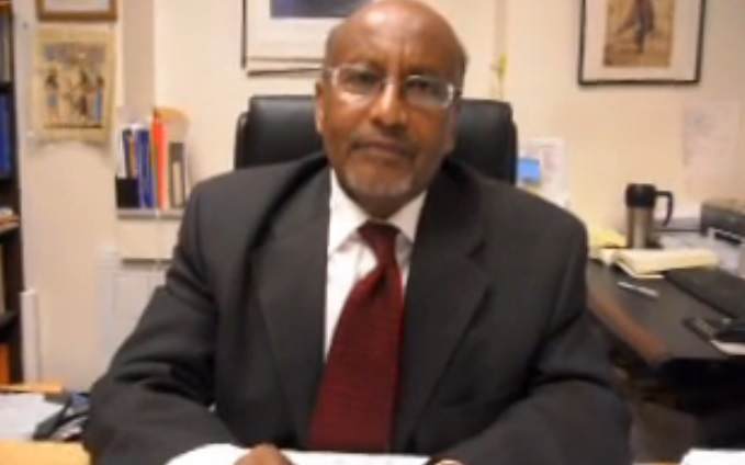 Dr Getachew Metaferia, talks about Ethiopia-United States Relations
