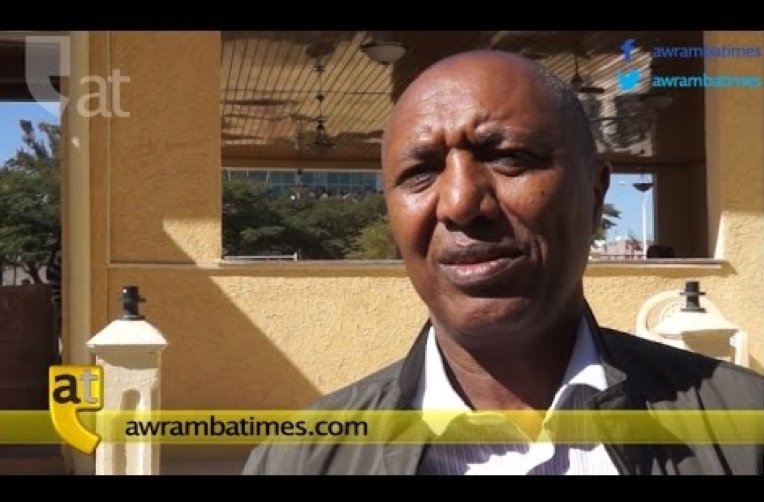 Interview with Bereket Simon in connection with TPLF's 40th anniversary