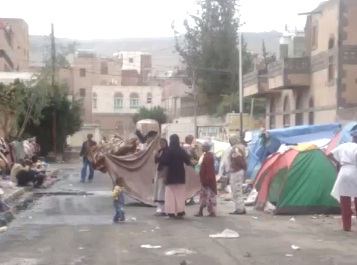 Ethiopian Refugees Living on Streets of Yemen