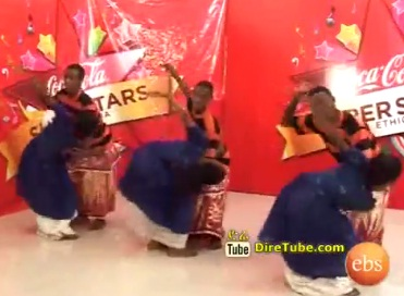 Gadise Gari Traditional Dance Group - 1st Round Episode 01