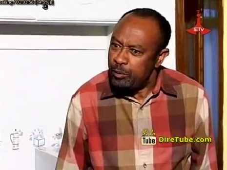Ethiopian Comedy Series ETV - Episode 1