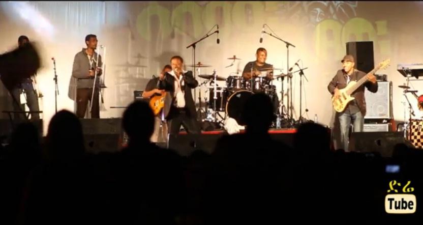 Alemayehu Eshete Performing Live @ Selam Music Festival