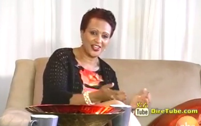 Interview with Roman Bezu The Wife of Tilahun Gessesse Part 1